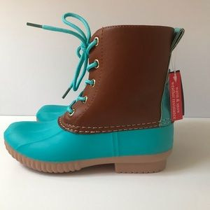 Henry Ferrera Youth Rainboots Size 1